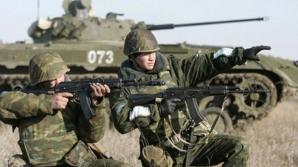 В Приднестровье мотострелковые подразделения отрабатывали навыки полевого выхода