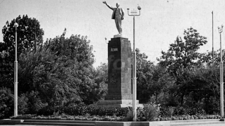 В Саратовской области детей подозревают в издевательстве над памятником Ленину