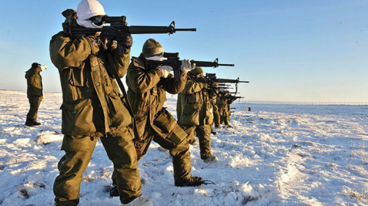 Канада начала военные учения в Арктике