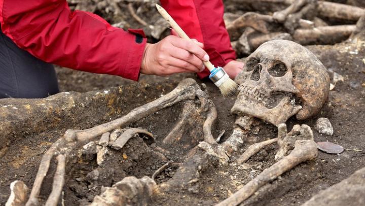 В Румынии нашли уникальное захоронение средневековой ведьмы