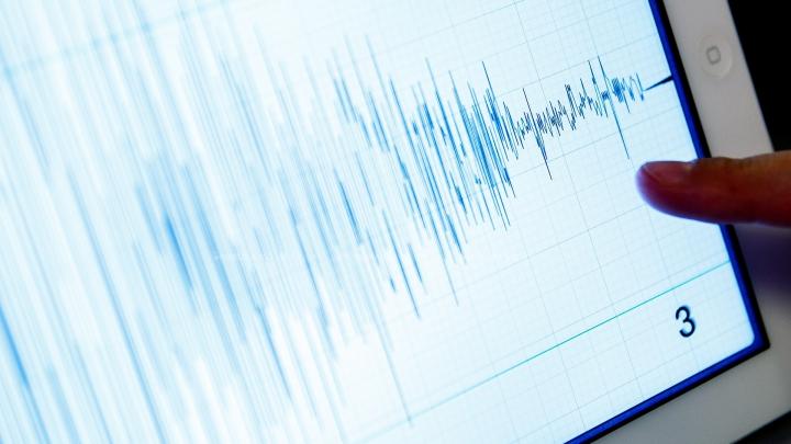В Тихом океане зарегистрировали мощное землетрясение магнитудой 6,0