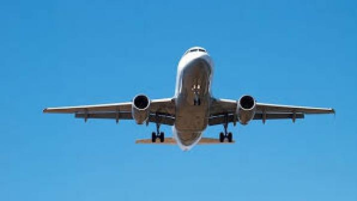 Пилотов самолета папы римского пытались ослепить лазером