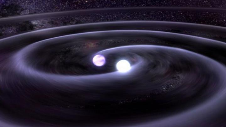 Американские ученые подтвердили существование гравитационных волн