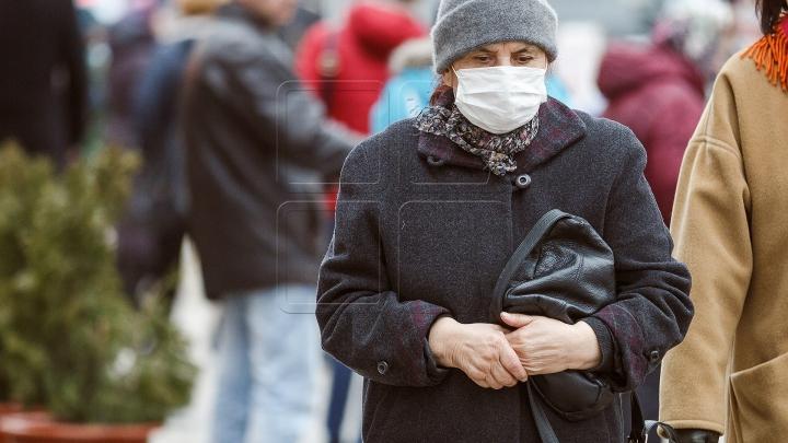 В Молдове зафиксирован ещё один случай свиного гриппа
