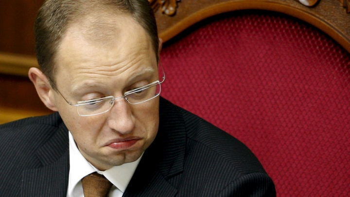Верховная Рада снова попытается отправить Яценюка в отставку
