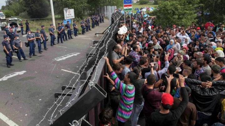Премьер Турции предупредил Европу о новом наплыве беженцев