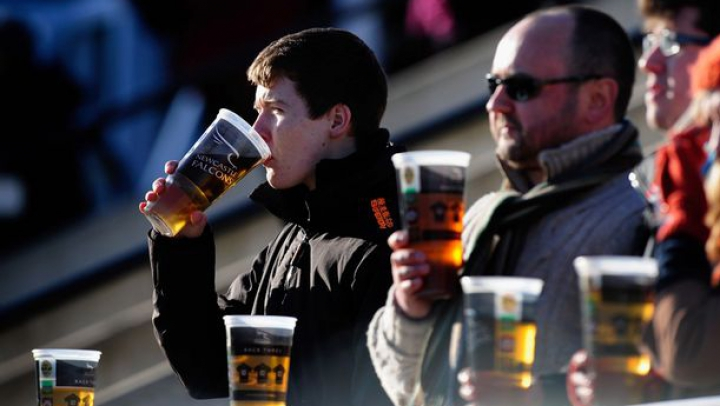 В Катаре создадут суды для пьяных футбольных болельщиков