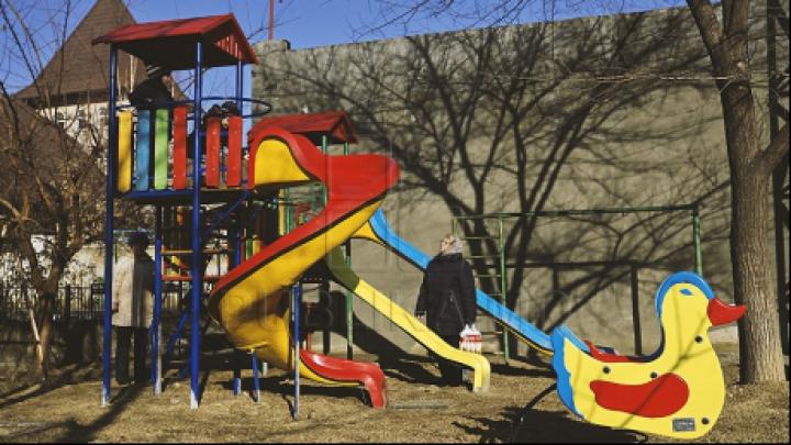 В одном из столичных парков построят детскую и спортивную площадки
