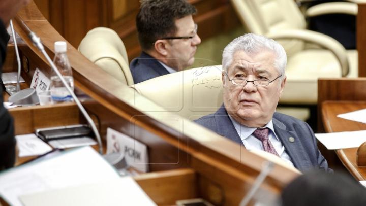Воронина поставили в один ряд с Богом на заседании парламента