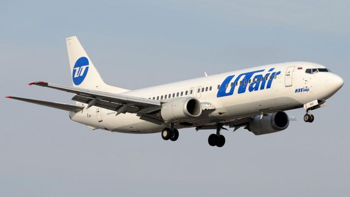 Самолет совершил экстренную посадку в Москве из-за разгерметизации салона
