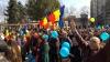 """Как прошел """"Марш объединения"""" в Кишиневе"""