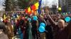 По маршруту Марша объединения расклеили антиунионистские плакаты (ФОТО)
