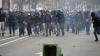 В Париже произошли столкновения между студентами и полицией (ВИДЕО)