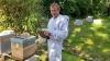Француз научил пчёл делать мед из конопли
