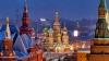 Из-за прорыва трубы Кремль накрыло облаком густого пара (ФОТО)