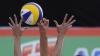 Американское шоу подготовило комедийный ролик о волейболисте, который отбивает мяч лицом