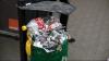 В Бельцах крадут мусорные контейнеры: город превращается в свалку