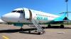 Самолет сел в Астане с неработающим шасси