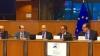 Молдавская парламентская делегация вернулась в Кишинев из Брюсселя