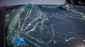 В Кишиневе произошло ДТП с участием рейсового микроавтобуса, есть пострадавшие
