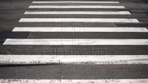 Девятилетнюю девочку сбили насмерть на пешеходном переходе в Кишиневе