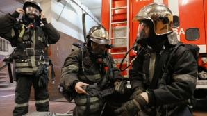 Женщина едва не лишилась дома, сжигая мусор (ФОТО)