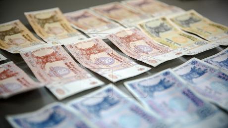 Жители Молдовы могут обменять поврежденные купюры