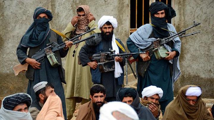 В Афганистане в ходе столкновений убиты около 70 талибов