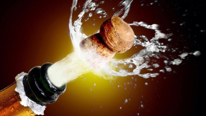 Словацкого политика ранили саблей из-за бутылки шампанского