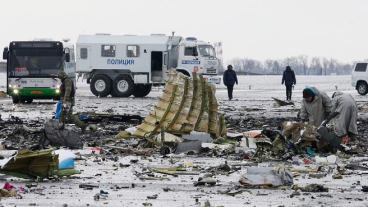 Разбившийся в Ростове-на-Дону Boeing был исправен