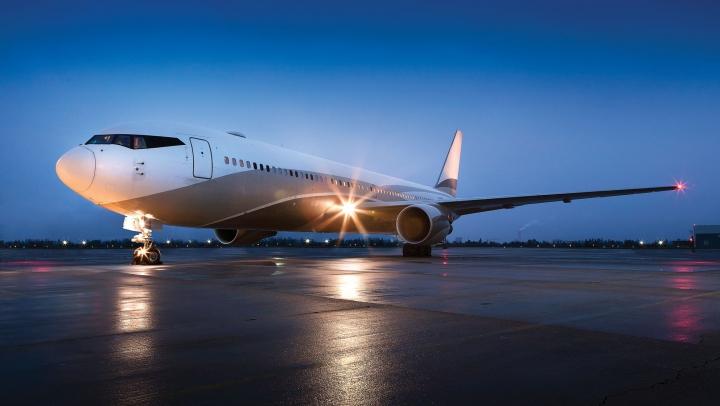 В США Boeing-767 был вынужден экстренно приземлиться