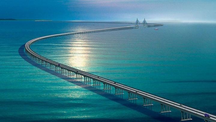 Мнение: Россия не сможет построить мост через Керченский пролив