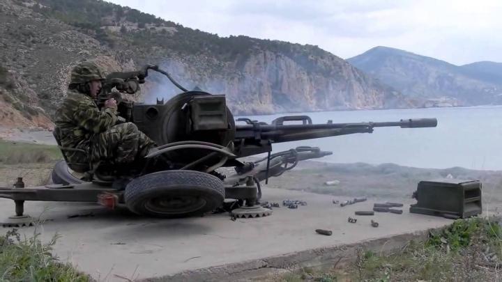 Россия передала курдам пять зенитных установок