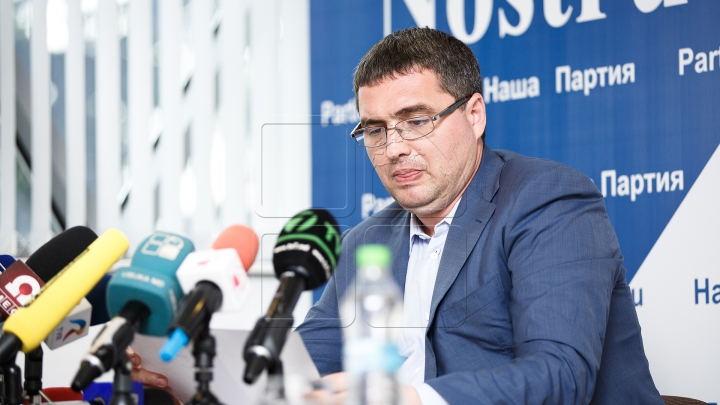 """Ренато Усатого внесли в список """"Врагов прессы"""""""