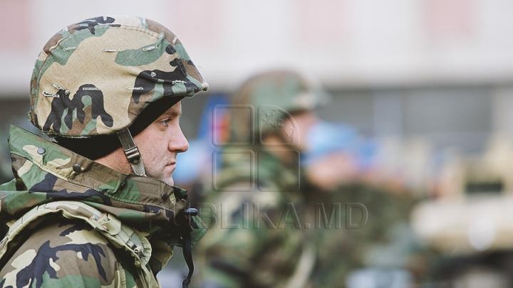Американские и молдавские солдаты проведут совместные учения