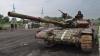 В ДНР танк упал на железнодорожные пути, один человек погиб