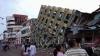 Последствия крупнейшего землетрясения в Эквадоре (ФОТОРЕПОРТАЖ)