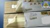 Заказные письма с сюрпризом обнаружили молдавские таможенники (ФОТО)