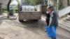 В северных районах страны началась выдача гуманитарной помощи из Румынии