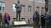 В Москве под «Боже, царя храни!» открыли памятник Жириновскому