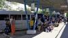 В преддверии Пасхи вдвое увеличился пассажиропоток на автовокзалах