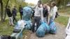 В Хынчештском районе родители возмутились привлечению лицеистов к уборке мусора