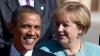 Меркель и Обама начали двусторонние переговоры