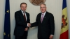Андриан Канду встретился с председателем Глобальной организации парламентариев по борьбе с коррупцией