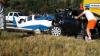 В Калифорнии легкомоторный самолет рухнул на автомобиль
