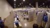 Установлен мировой рекорд по «человеческому домино» (ВИДЕО)