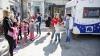 """Педиатры мобильного кабинета """"Возродим Молдову"""" бесплатно обследовали детей (ФОТО)"""