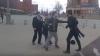 Пушкин подрался с Лениным на Красной площади (ВИДЕО)