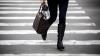 Стертые «зебры» представляют опасность для пешеходов