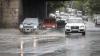 Три улицы затопило в Кишиневе из-за прорыва водопроводной трубы
